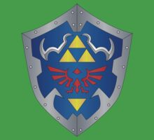 Hylian Shield by MeitisMitsune