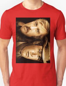 Robert Redford, Paul Newman  Unisex T-Shirt