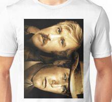 Robert Redford, Paul Newman  Unisex T-Shirt