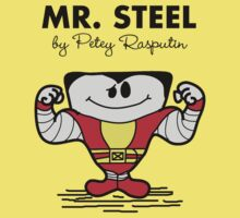 Mr Steel Kids Clothes