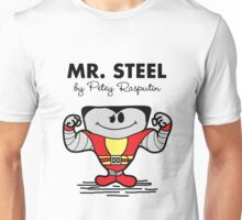 Mr Steel Unisex T-Shirt
