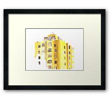 Soviet Apartment Framed Print