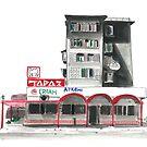 Soviet Apartment in Kazakhstan  by Daniel Gallegos