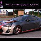 GT86 Concept by Riviera Visual Digital Art by RIVIERAVISUAL