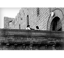 Love on the Walls Photographic Print
