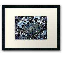 Wizard Framed Print