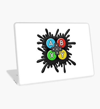 ABXY Video Game Party Band Logo Laptop Skin
