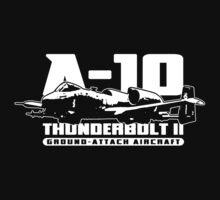 A-10 Thunderbolt II Kids Tee