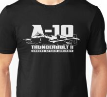 A-10 Thunderbolt II Unisex T-Shirt