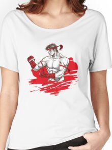 Muay Thai : Born to Fight Women's Relaxed Fit T-Shirt