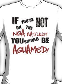 Anti-NSA T-Shirt
