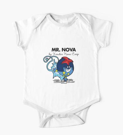 Mr Nova One Piece - Short Sleeve