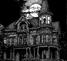 Haunted Victorian by LKBurke29