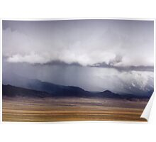 Canopy Of Clouds Poster
