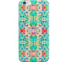 Cyan Summer iPhone Case/Skin