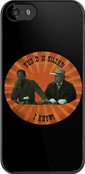 The D is silent! by Frakk Geronimo