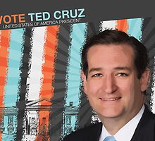 Ted Cruz For President by morningdance