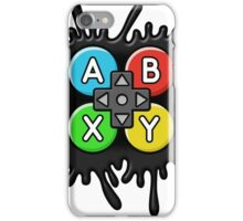 ABXY Video Game Party Band Logo iPhone Case/Skin