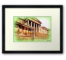 Liverpool Museum Framed Print