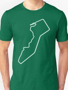 Guia Circuit [outline] T-Shirt