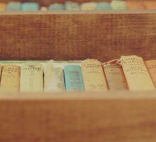 Vintage Books  Sticker