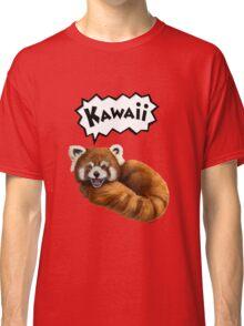 Cute Kawaii Red Panda Classic T-Shirt