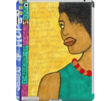 No Time for Tears iPad Case/Skin