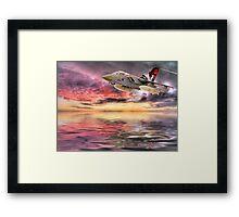 Dawn Patrol - Tornado GR4 Framed Print