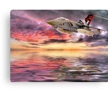 Dawn Patrol - Tornado GR4 Canvas Print