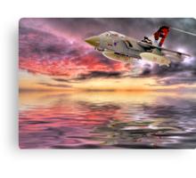 Dawn Patrol - Tornado GR4 Canvas Print