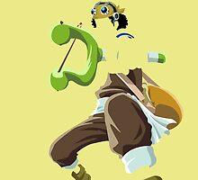 One Piece- Usopp  by Jaypz