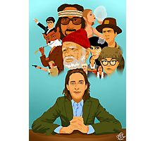 The World of Wes Anderson Photographic Print