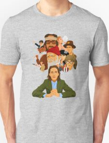 The World of Wes Anderson T-Shirt