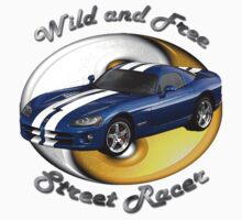 Dodge Viper Wild And Free by hotcarshirts
