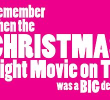 Christmas Night Movie by Karl Smyth