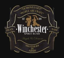 Winchester Supernatural by viperbarratt