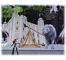 Torre    Blanca de Londres.       Toda una experiencia........ Photographic Print