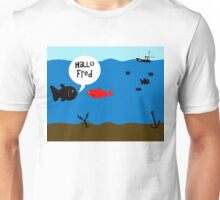 A Fred herring Unisex T-Shirt