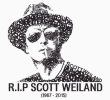 Scott Weiland Stone Temple Pilots by blankrecord