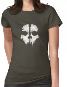 Call of  Duty Ghost 2 Womens Fitted T-Shirt