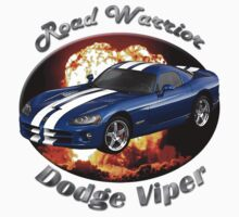 Dodge Viper Road Warrior by hotcarshirts