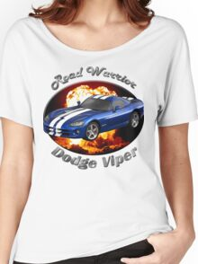 Dodge Viper Road Warrior Women's Relaxed Fit T-Shirt