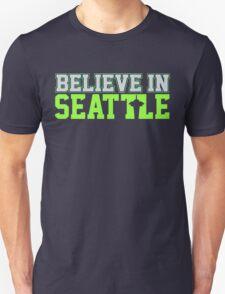"VICTRS ""Believe In Seattle"" T-Shirt"