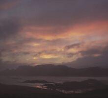 misty isle by Rebecca Tun