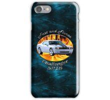Dodge Challenger SRT8 Fast and Fierce iPhone Case/Skin