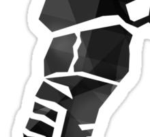 Jay Zebra Sticker