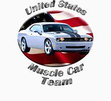 Dodge Challenger SRT8 Muscle Car Team Unisex T-Shirt