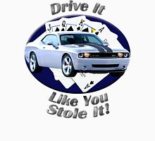 Dodge Challenger SRT8 Drive It Like You Stole It Women's Fitted Scoop T-Shirt