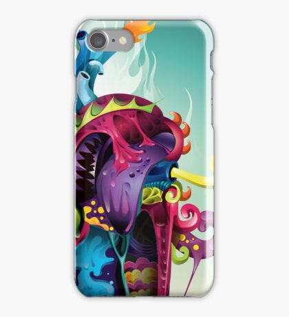 Heart of Destruction iPhone Case/Skin