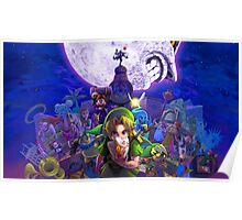 The Legend of Zelda: Majora's Mask Poster